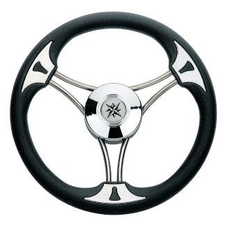Τιμόνι Savoretti Armando T22B 35cm μαύρο