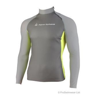 Μπλούζα Aqua Sphere Aqua skin top με μακρύ μανίκι 0,5mm