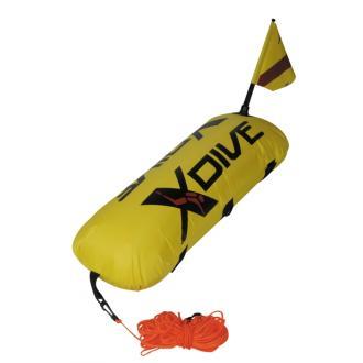 Σημαδούρα τορπίλη xDive μονού θαλάμου με κάλυμμα