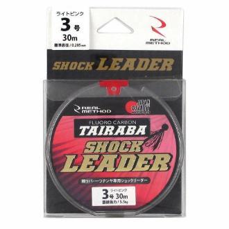 Μισινέζα Real Method Tairaba Shock Leader 30m 0.33mm