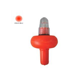 Σπίθα παραγαδιού Led με φωτοκύτταρο, κόκκινη δέσμη