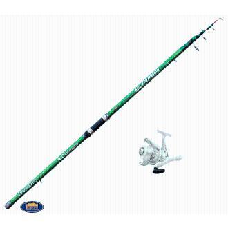 Σετ ψαρέματος LINEAEFFE GREEN SURFER 4.00  & SHIZUKA SK7