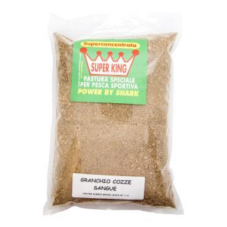 Μαλάγρα Super king καβούρι- μύδι- αίμα 1kg