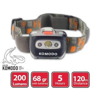 Φακός κεφαλής Komodo CA-3178