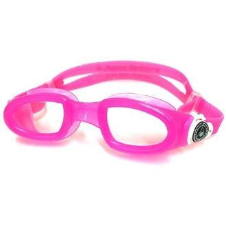 Γυαλάκι Aqua Sphere Moby Kid clear lens, ροζ