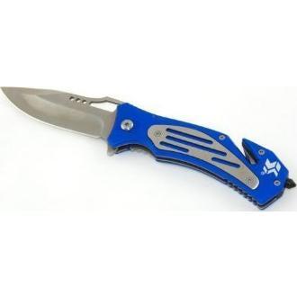 Μαχαίρι Swiss tech αναδιπλούμενο, μπλε