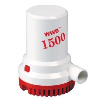 Αντλία σεντίνας WWB 1500GPH 12Volt