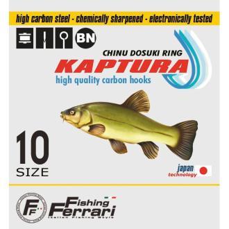 Αγκίστρια Kaptura Chinu Dosuki Ring No14