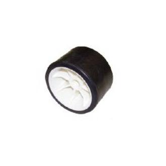 Ράουλο τρέιλερ μαύρο με άσπρες ακτίνες 11x6.8cm