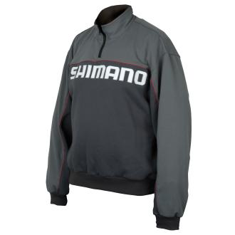 Μπλούζα Shimano Μακρυμανικη Φουτερ Medium