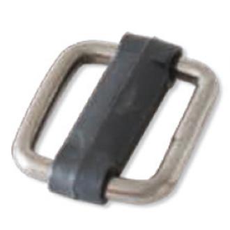 Αγκράφα ιμάντα Inox 25mm