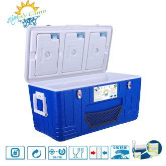 Ψυγείο Simply Camp Cooler Box 80lt