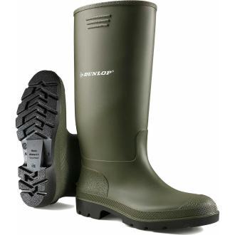 Αδιάβροχη γαλότσα γόνατα Dunlop Pricemastor No 41