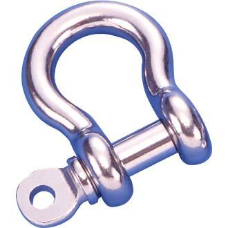 Ναυτικό κλειδί τύπου 'Ω' inox Φ14mm