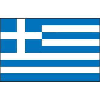 Σημαία Lalizas Ελληνική 20x30cm Παραλ/μή