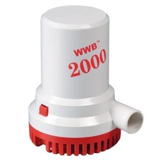 Αντλία σεντίνας WWB 2000GPH 24Volt