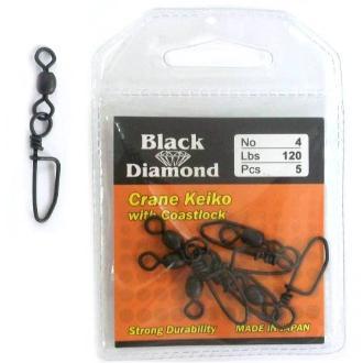 Στριφτοπαραμάνες Black Diamond crone coastlock No10