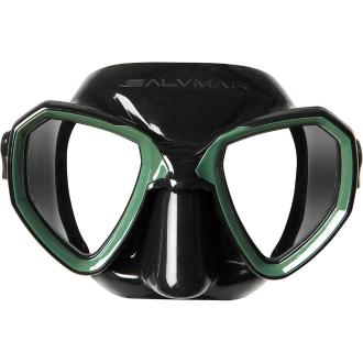 Μάσκα Sulvimar σιλικόνης Morpheus,πράσινη