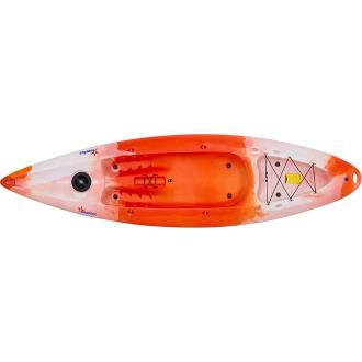 καυάκ SEASTAR DORY 3.05m πορτοκαλί/λευκό