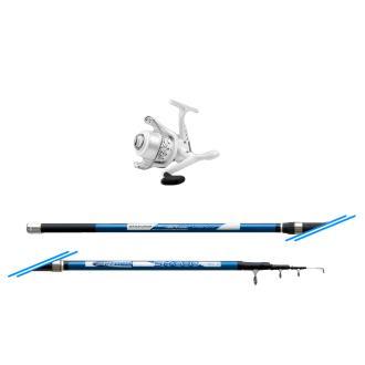Σετ ψαρέματος Shizuka SH600 80- 160gr & Shizuka SK5 60