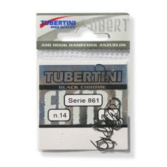 Αγκίστρια TUBERTINI Serie-861 15τμχ