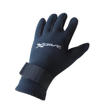 Γάντια xDIVE amara black 2mm