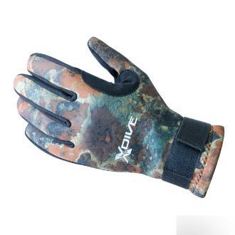 Γάντια xDIVE amara Camo 2mm