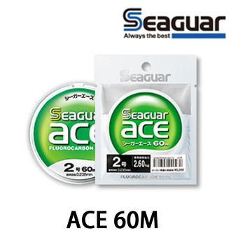 Μισινέζα Seaguar Ace 60m 0.165mm