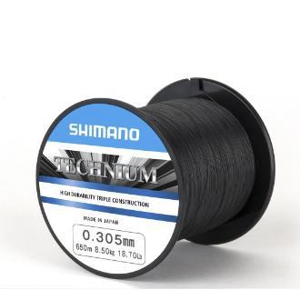 Μισινέζα SHIMANO Technium 600m 0.355mm