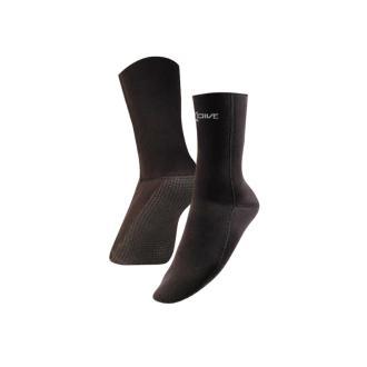 Καλτσάκια xDive Black 5.0mm