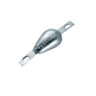 Ανόδιο Tecnoseal χελόνα 120x78x25mm 0.6 kg