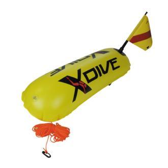 Σημαδούρα τορπίλη xDive Διπλού θαλάμου
