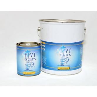 Ασταρί υφάλων Five Stars Platin Primer Grey 1kg