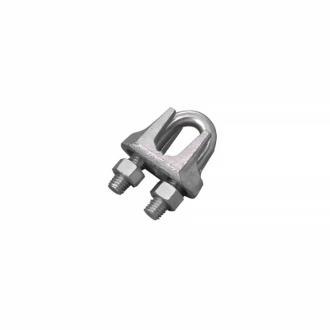 Σφιχτήρας συρματόσχοινου γαλβανιζέ 5mm