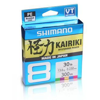 Νήμα SHIMANO kairiki 300m 0.42mm