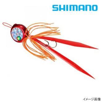 Πλάνος Tai Rubber SHIMANO Tiger baku baku Flat 80gr