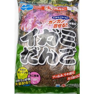 Μαλάγρα Marukyu Ikami Dango 2kg Κάβουρας και Φύκι