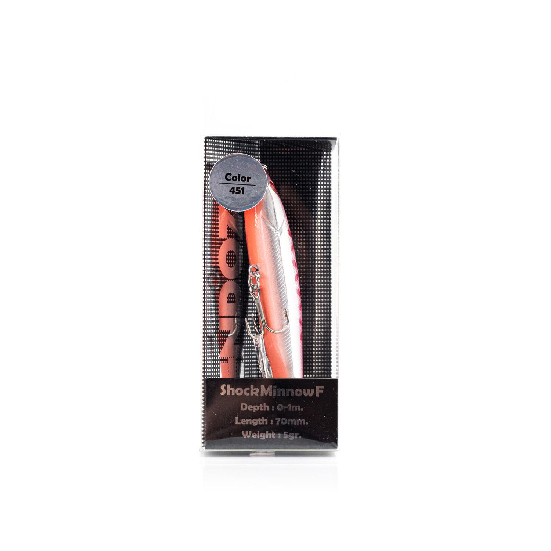 Ψαράκι Kendozo shock minnow 7cm 5gr