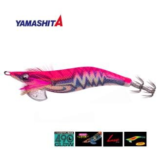 Καλαμαριέρα YAMASHITA EGI-OH Live Search 490 glow 3.0 15.5gr