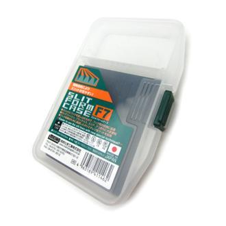 Κασετίνα MEIHO slit form case f7 14.6x10.3x2.3cm