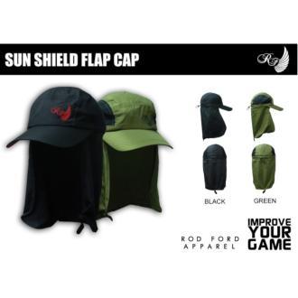 Καπέλο Rod Ford RFFC με κάπα