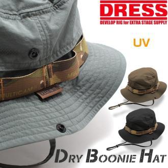 Καπέλο Dress Dry Boonie Hat, μαύρο