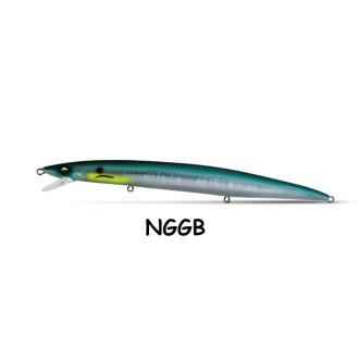Ψαράκι Jatsui Raft 14cm 14gr suspending