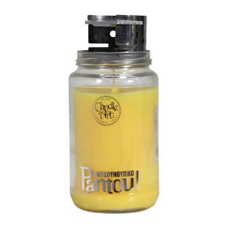 Κερί αντικουνουπικό Pantou 580ml